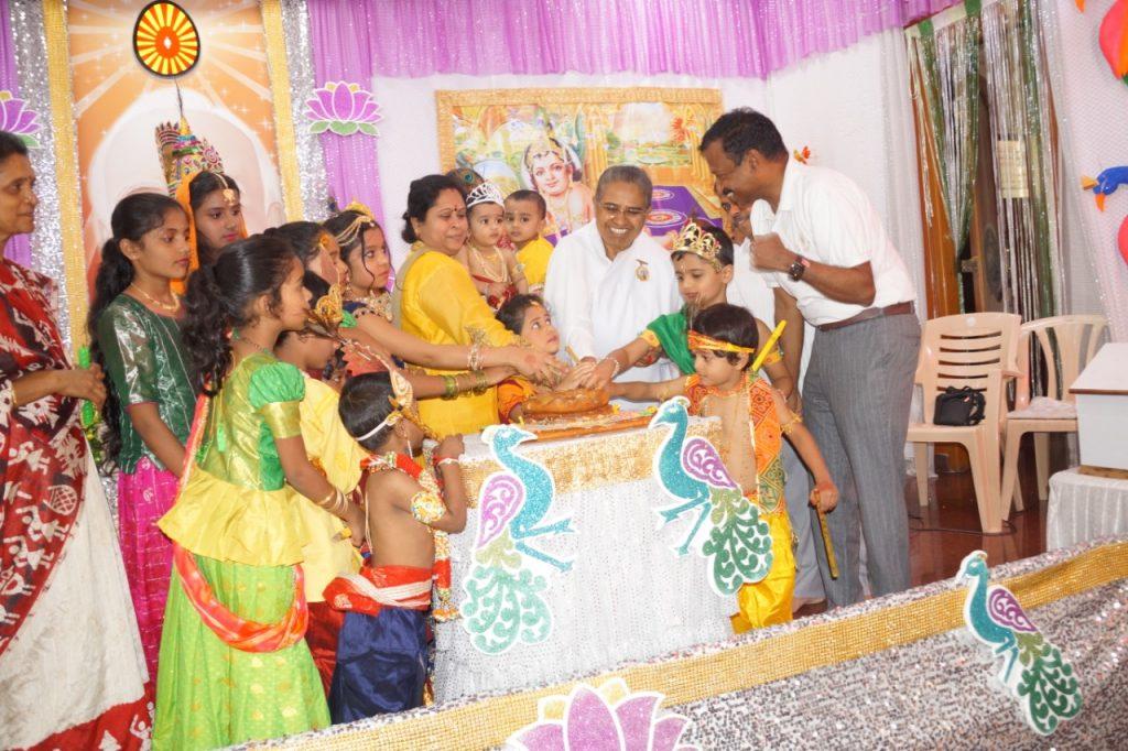 Shri Krishna Janmashtami Celebrations @ Varadani Bhawan, Bangalore